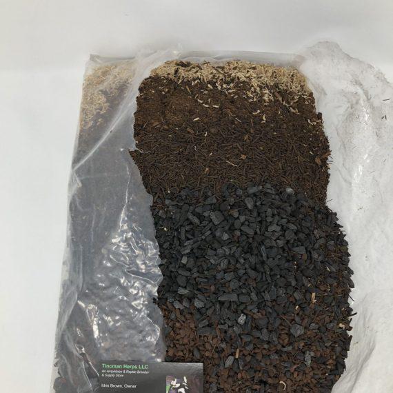 Tincman Herps True Premium ABG Mix (3 Gallons) Qty Discount