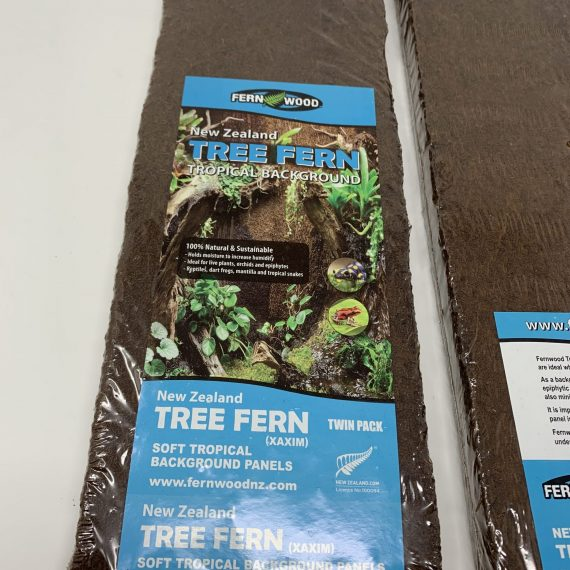Tree Fern Panel (2 pack 6 X18) lot of 4