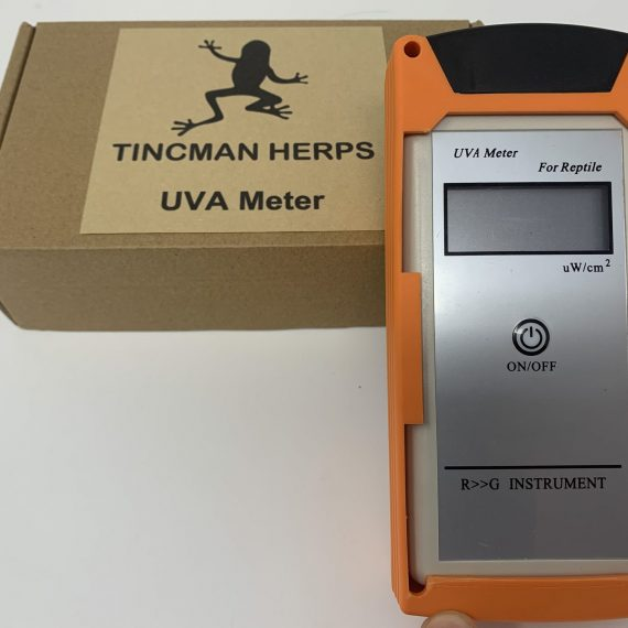 Tincman Herps UVA Sunmeter