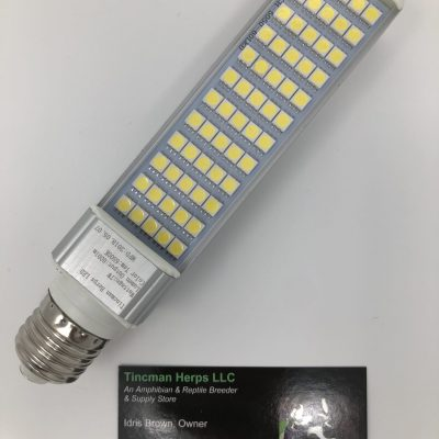 Tincman 7 Watt Ultrabright Hi-Lumen 6500K LED (10 Lot All White LED)
