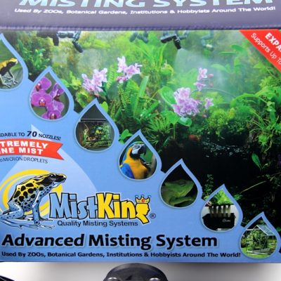 "Advanced Misting System (3/8"" Backbone) v4.0"