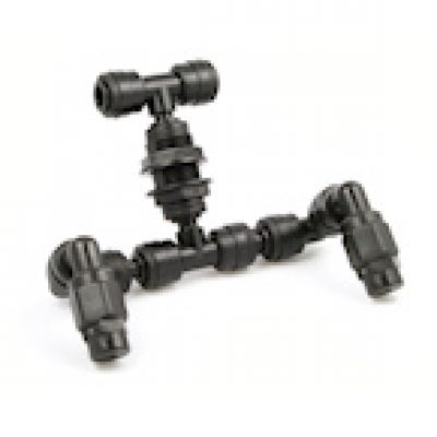 Value T Double Misting Assembly
